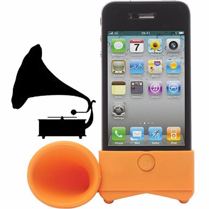 Smartphone luidspreker