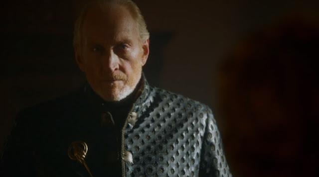 Tywin conteniendo las lágrimas - Juego de Tronos en los siete reinos