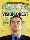 "ABA Journal cover ""Vision Quest"""