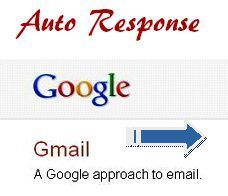auto response in gmail
