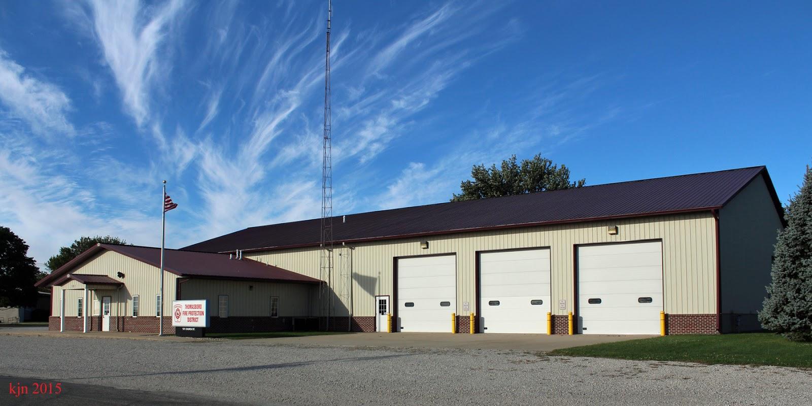 Illinois champaign county thomasboro - Thomasboro Fire Protection District