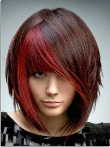coole trendfrisuren 2012