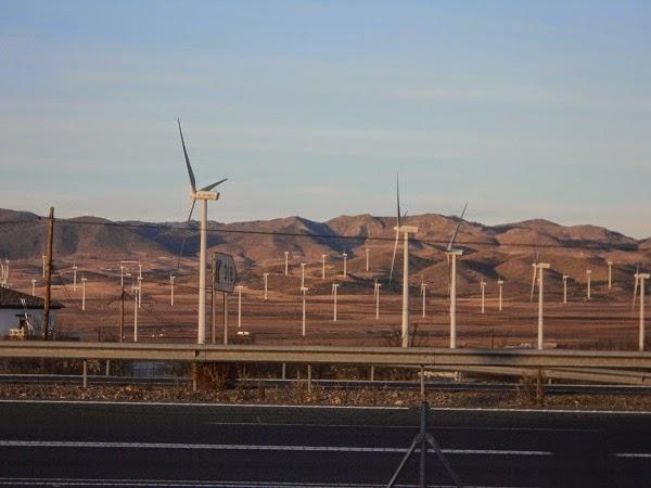 parque tecnológico eolico