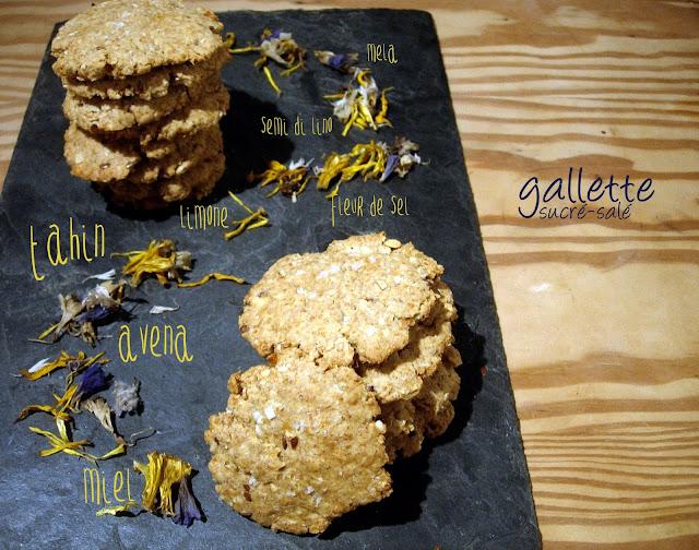 gallette sucré-salé