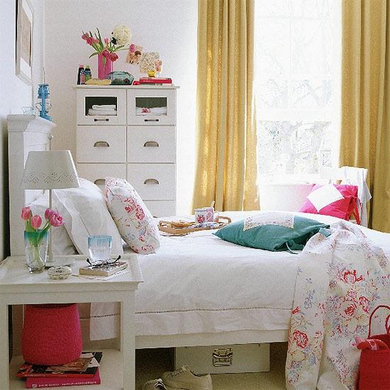 Pon linda tu casa agosto 2012 - Decoracion vintage dormitorio ...