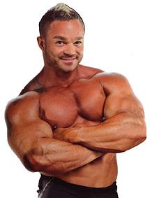 Worldwide Bodybuilders: Australian bodybuilder Gary Wright