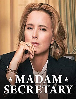 Madam Secretary - 5ª Temporada Legendada Séries Torrent Download capa