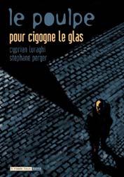 Un éditeur de Montpellier pour Cyprien Luraghi dans Crime couvcigogne
