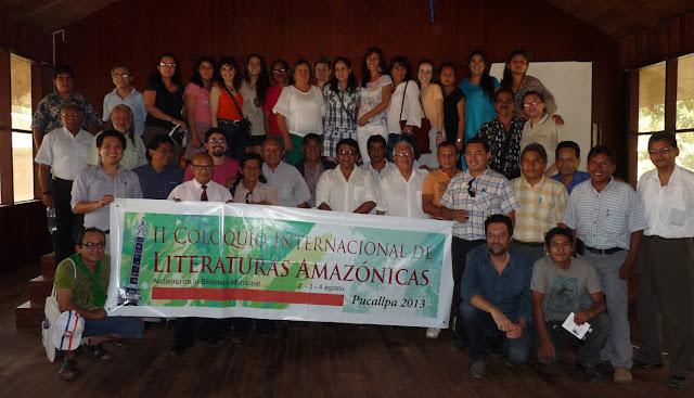 III coloquio Internacional de Literatura