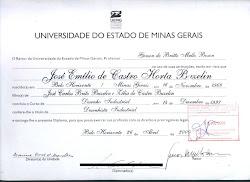 Graduação em DESENHO INDUSTRIAL