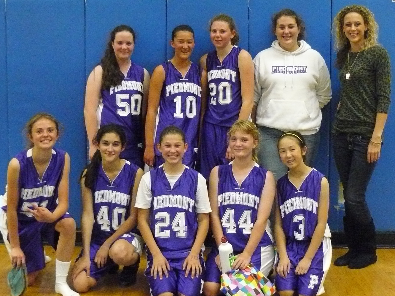 Pms boosters 8th grade girls basketball stanley middle school