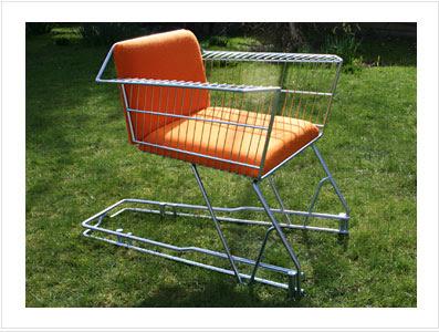 Idea reciclaje, silla original