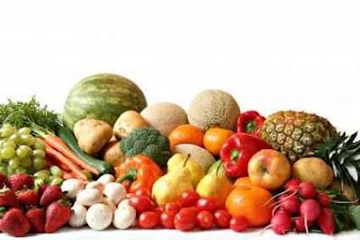 Alimentos ricos em vitaminaA, B, D, C, E, C e K