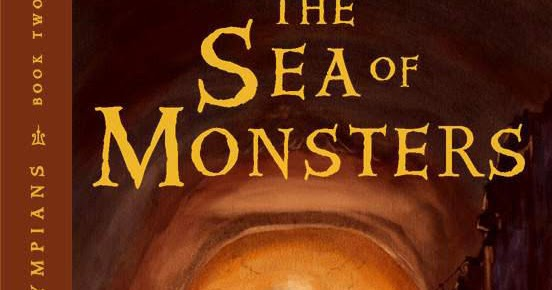 Kate Reads Myths: Book 1: Percy Jackson and the Sea of Monsters