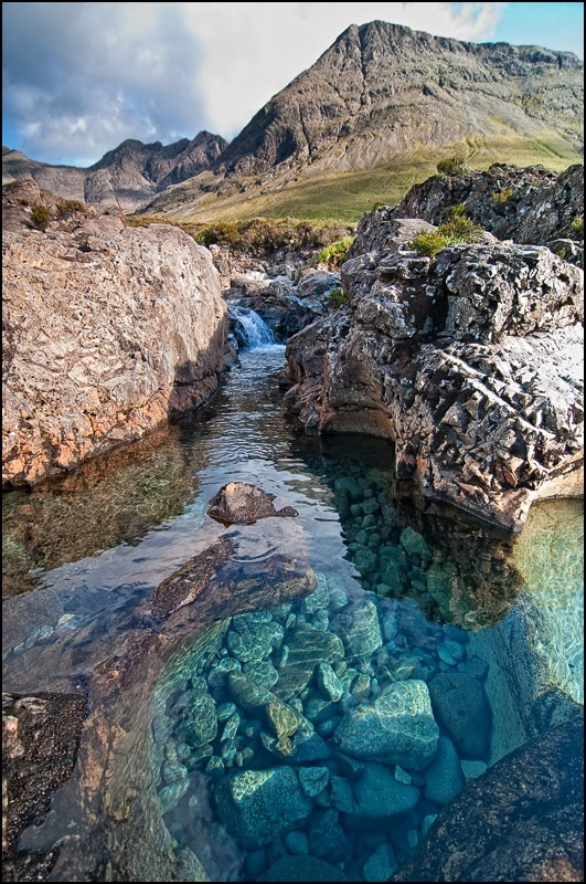 fairy pools soctland