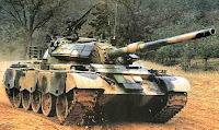 Type 59 MBT