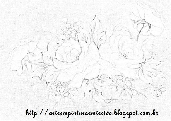 Imagenes De Ramos De Rosas Para Colorear - Dibujos de rosas para colorear y pintar