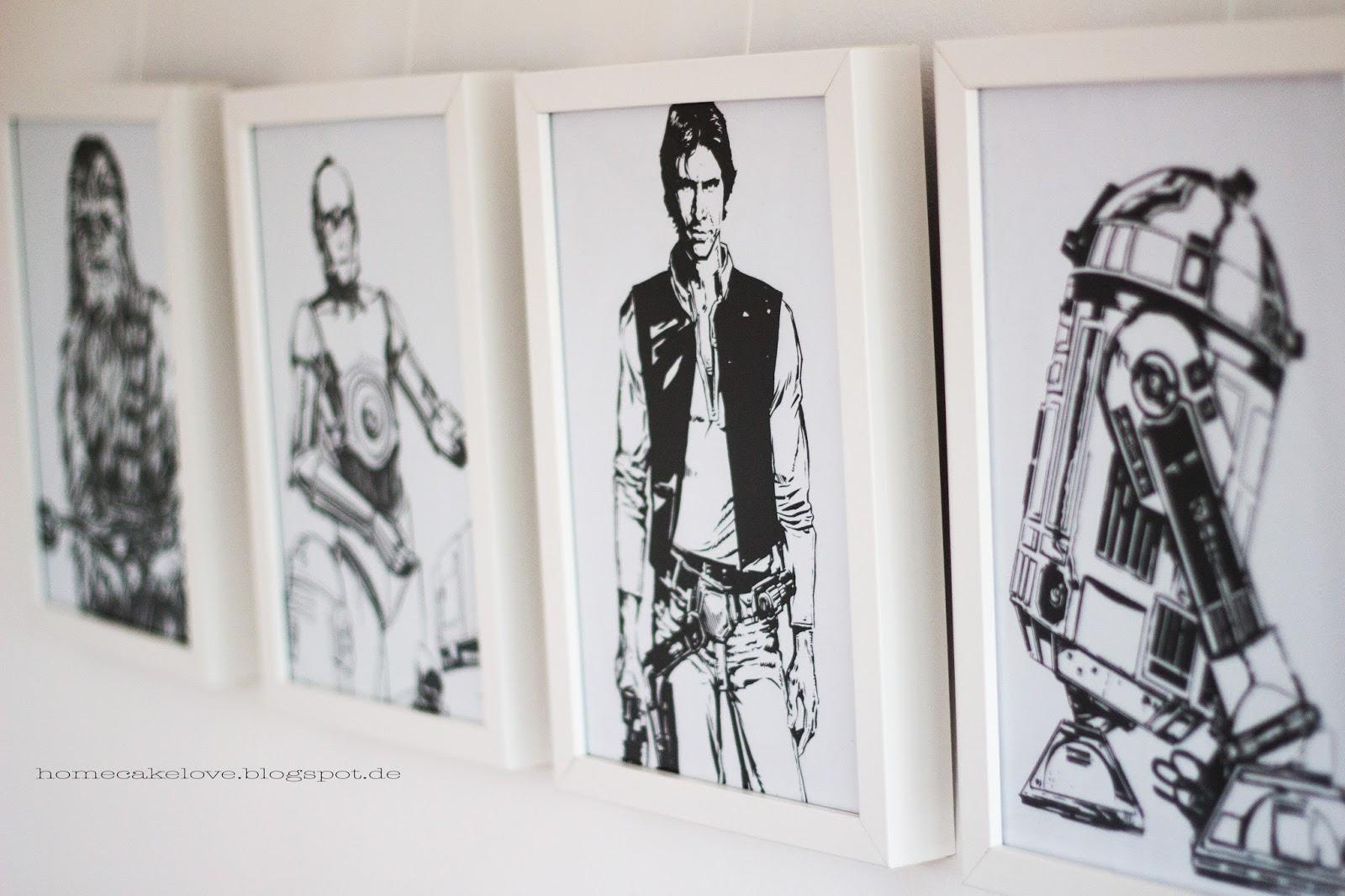 Tolle Star Wars Bilderrahmen Fotos - Rahmen Ideen - markjohnsonshow.info