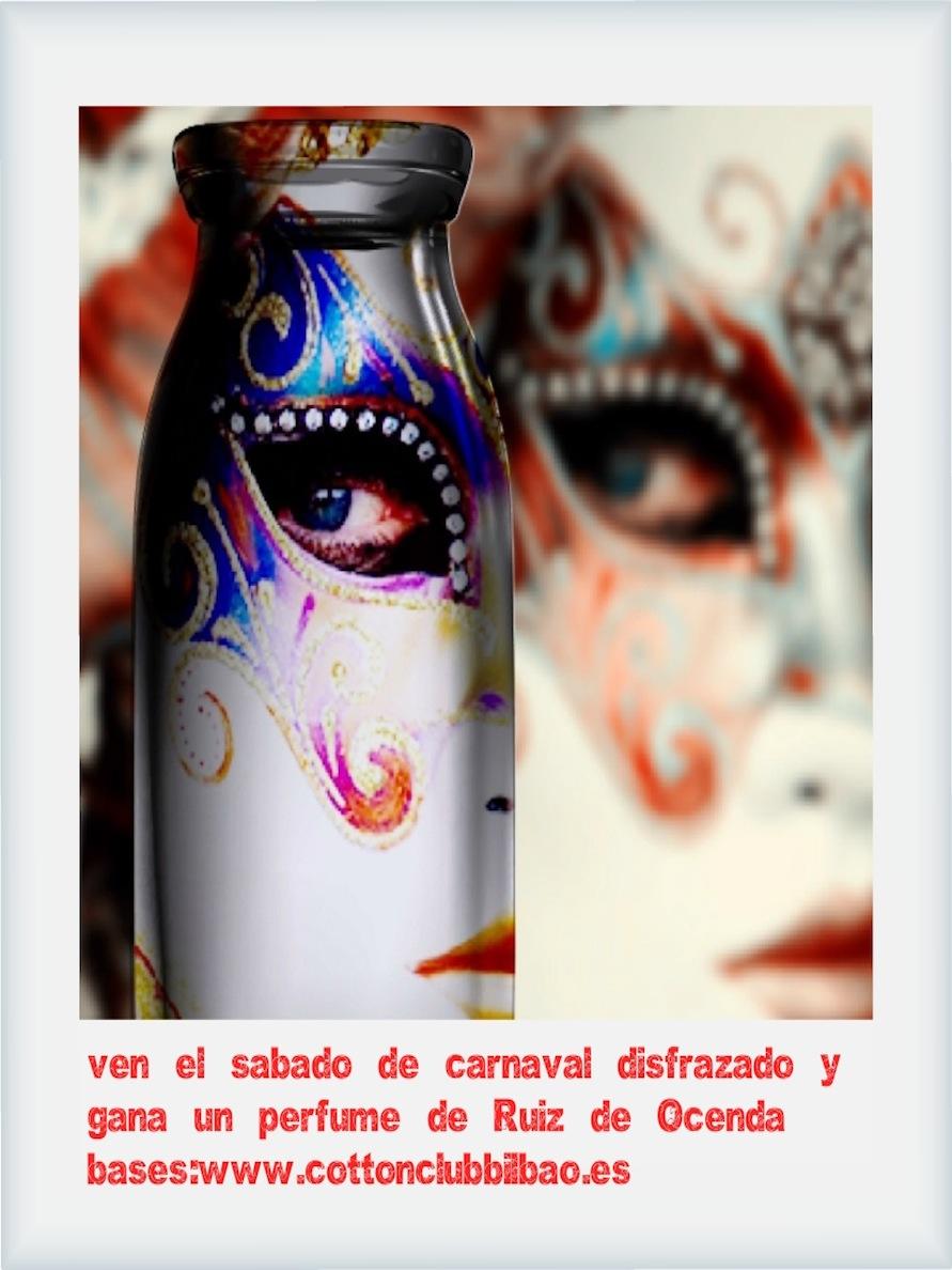 Perfume de Ruiz de Ocenda en el Cotton Club