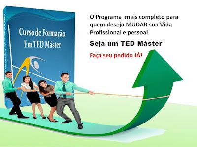 Curso de Formação em TED Máster