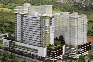Avida Towers Astrea Fairview Quezon City Perspective