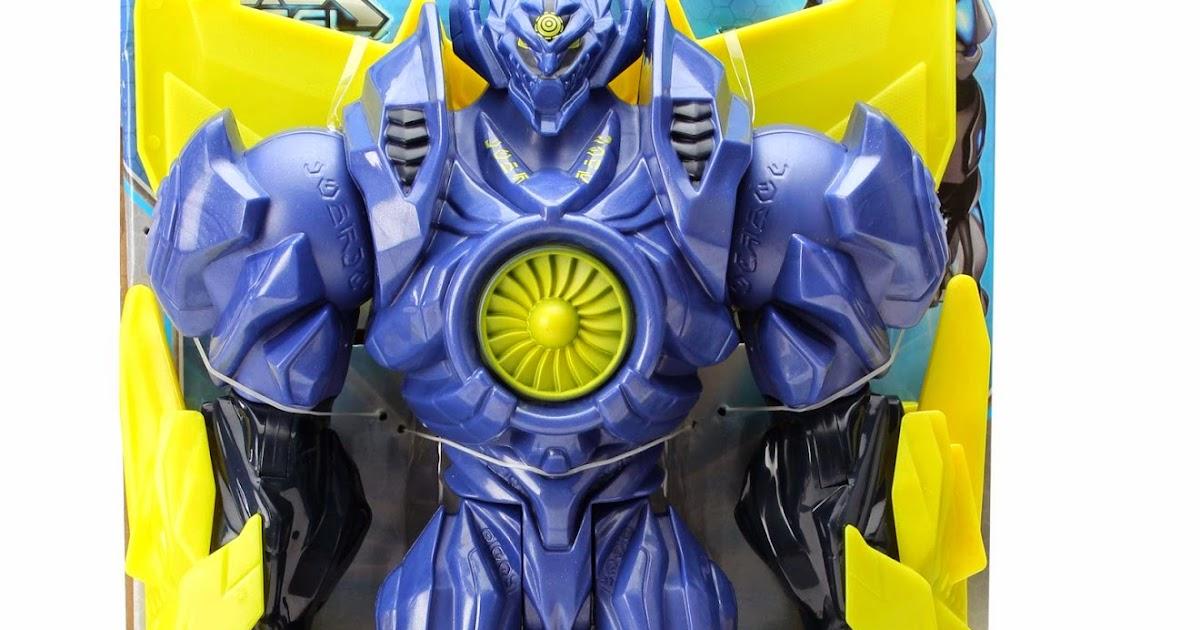 Max Steel Reboot: Makino Wing Force y nuevas figuras Max Steel