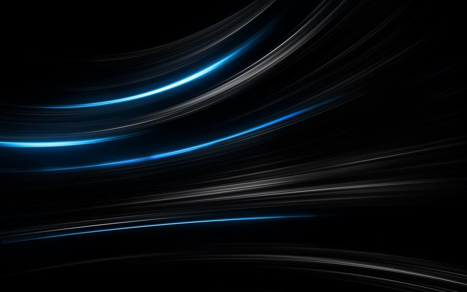 Imagens de Fundo: Imagem de Fundo - Riscas luminosas em fundo preto