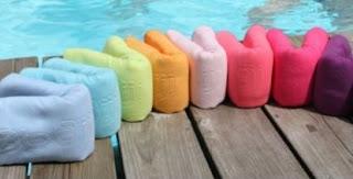 Nabaiji, toallas ultracompactas para que reduzcas al mínimo tu equipaje, incluso en el camino de Santiago
