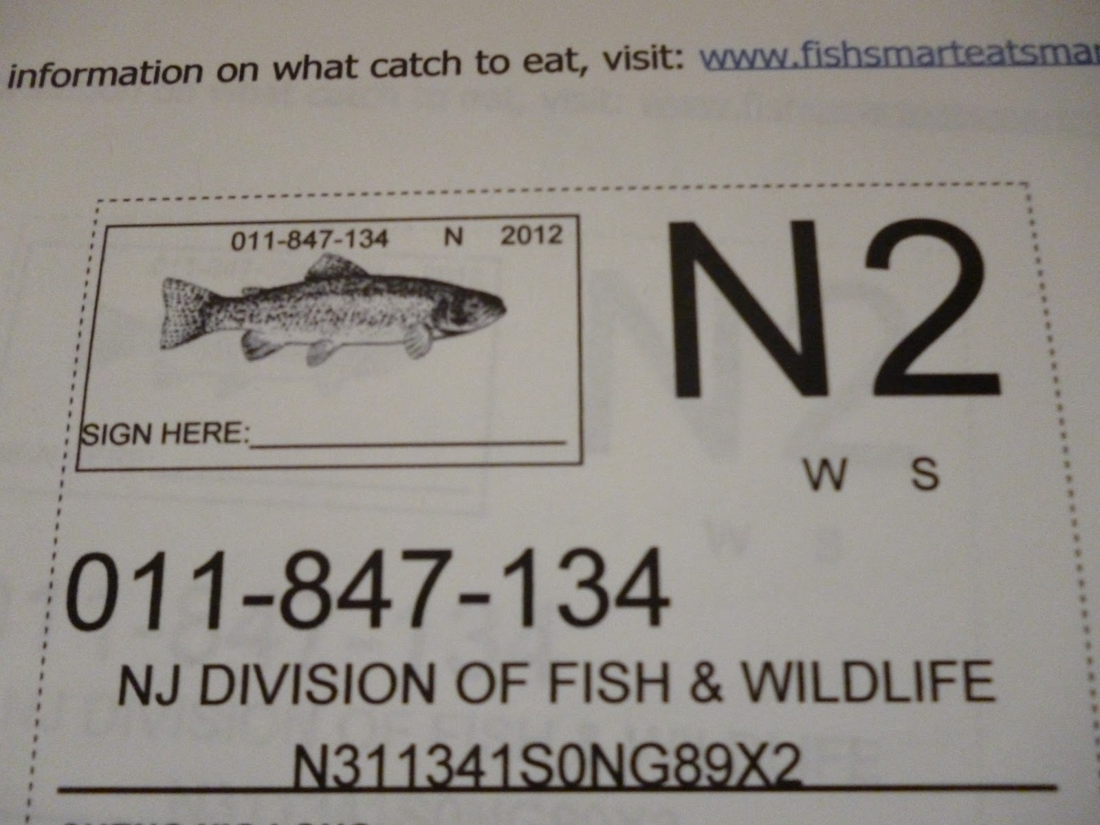 Extreme philly fishing june e mail faq for Where to get a fishing license
