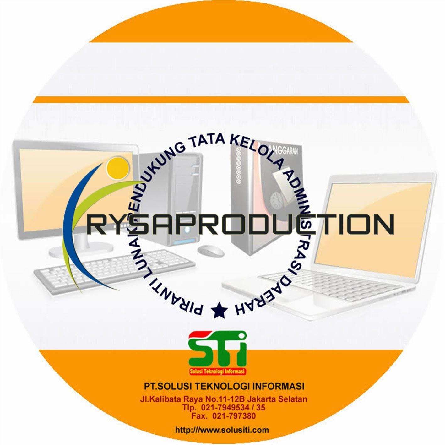 Solusi Teknologi Informasi