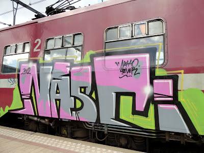 graffiti nasc