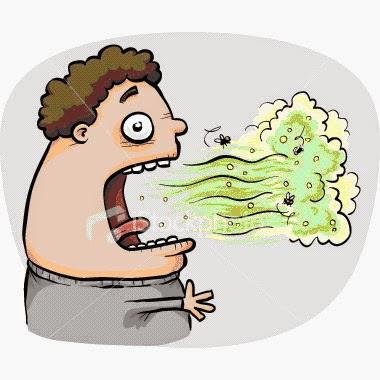 cara menghilangkan bau mulut secara alami dan mudah