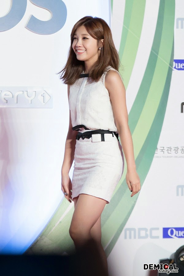 2014 Melon Music Awards Eunji