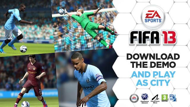 FIFA 13 Demo ScreenShoot 1
