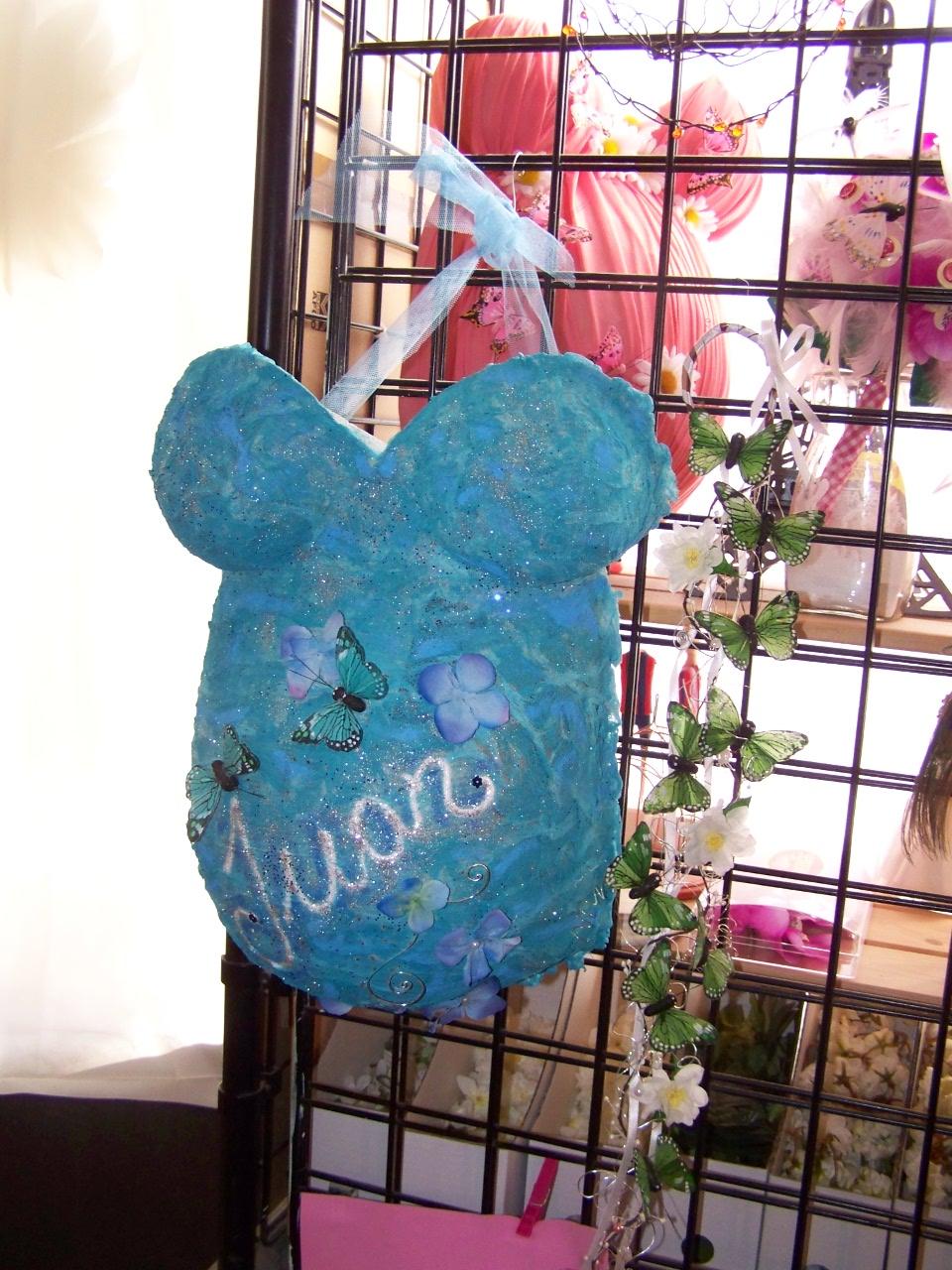 Oh la la bebe decoramos el molde de nuestra for Tablero del deco del sitio del bebe