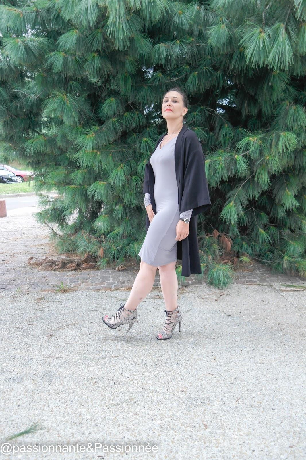 ronde et robe moulante