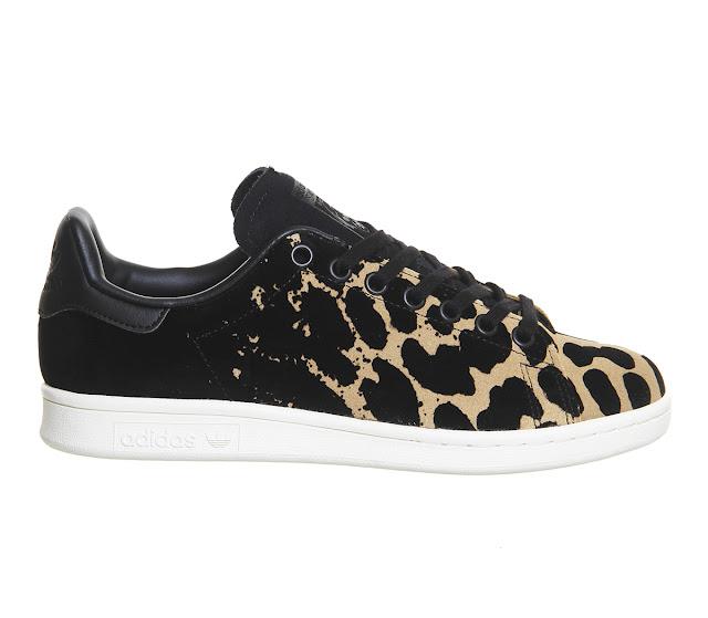 leopard print adidas trainers, adidas leopard trainers, leopard stan smith trainers,