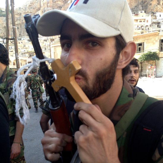 Christians being beheaded in syria consider