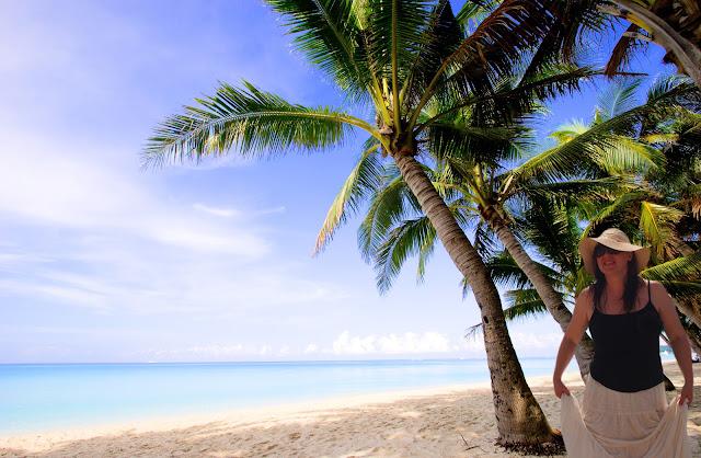 Kirsi in paradise