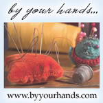 by your hands blogspot