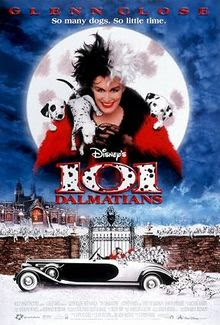 101 Dalmatians 1996 Hollywood Movie Watch Online