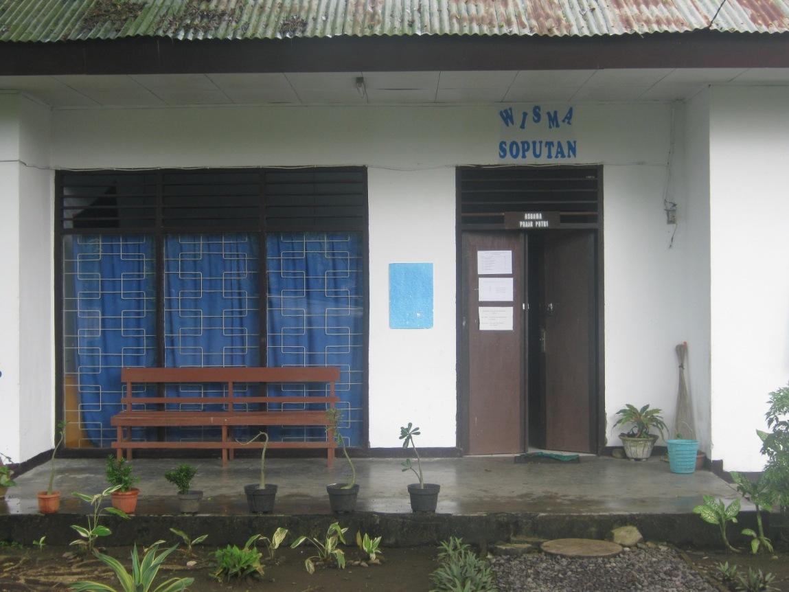 Catatan Praja IPDN : Kampus IPDN Minahasa sementara
