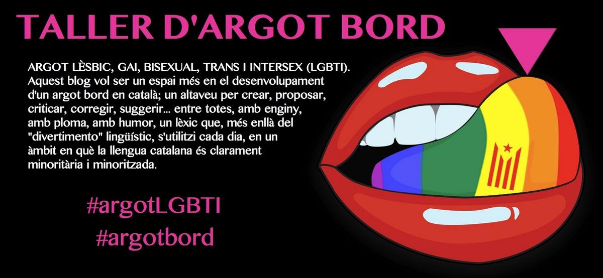 Taller d'Argot Bord (LGBTI)