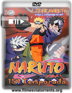 Naruto Shippuden 15ª Temporada Torrent - DVDRip