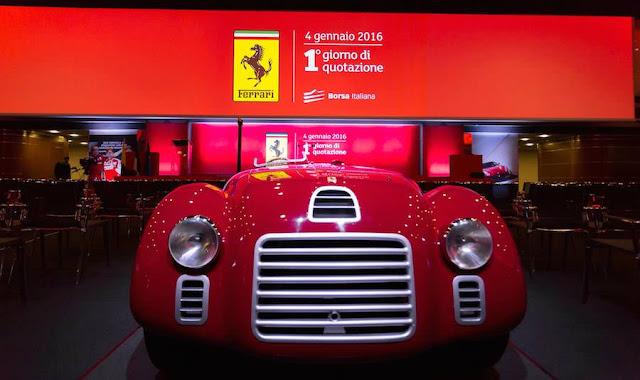 フィアット・クライスラーが「フェラーリ」の分離・独立完了を発表!