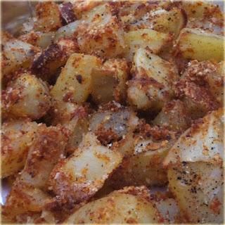 patate al forno sabbiose alla paprika - la cena dei vicini
