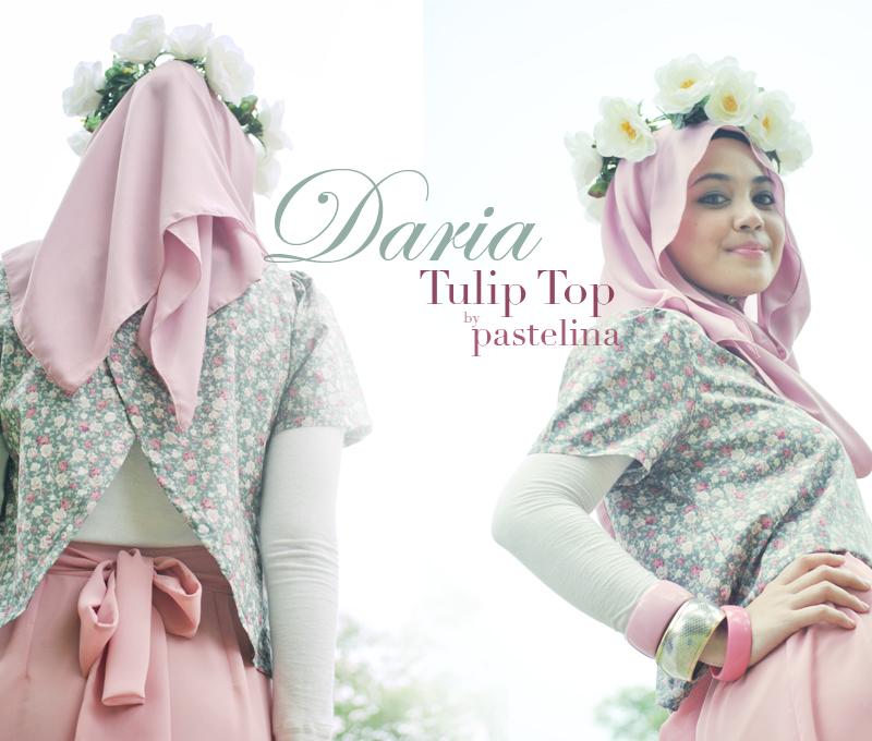Little Miss Flowerette - Pastelina Stylish