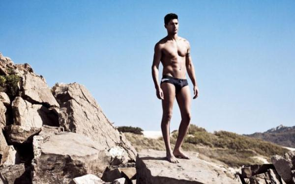 HOM Men's Swimwear Summer 2012-2