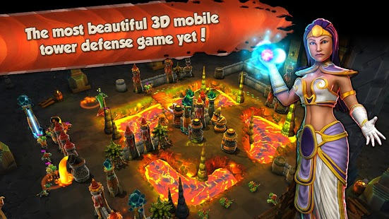 Craft Siege Defender - v1.0.0 Apk full download