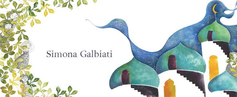 Simona Galbiati -ilustración, encuadernación y fotografía